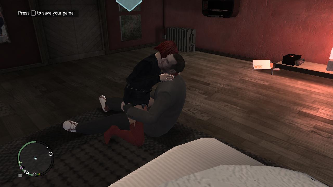 Something similar gta iv sex with kate speaking