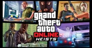 """Руководство по прохождению всех миссий в DLC """"Heists"""" для GTA Online"""