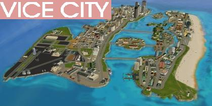 Карты GTA Vice City