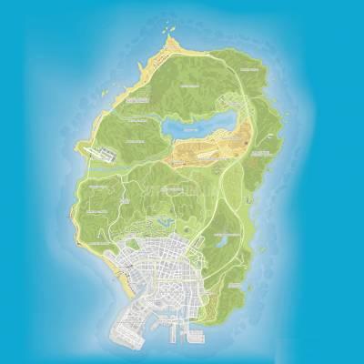 Карты GTA Online